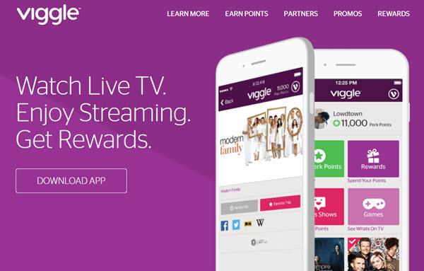 viggle website